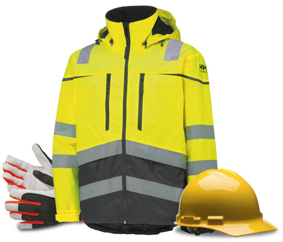 gms site safety and ppe supplies